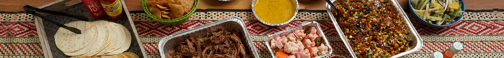 Canteen Catering | D I Y Taco Bars and Burrito Boxes | Order